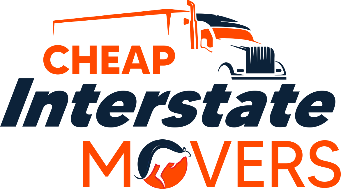 Cheap Interstate Movers Logo