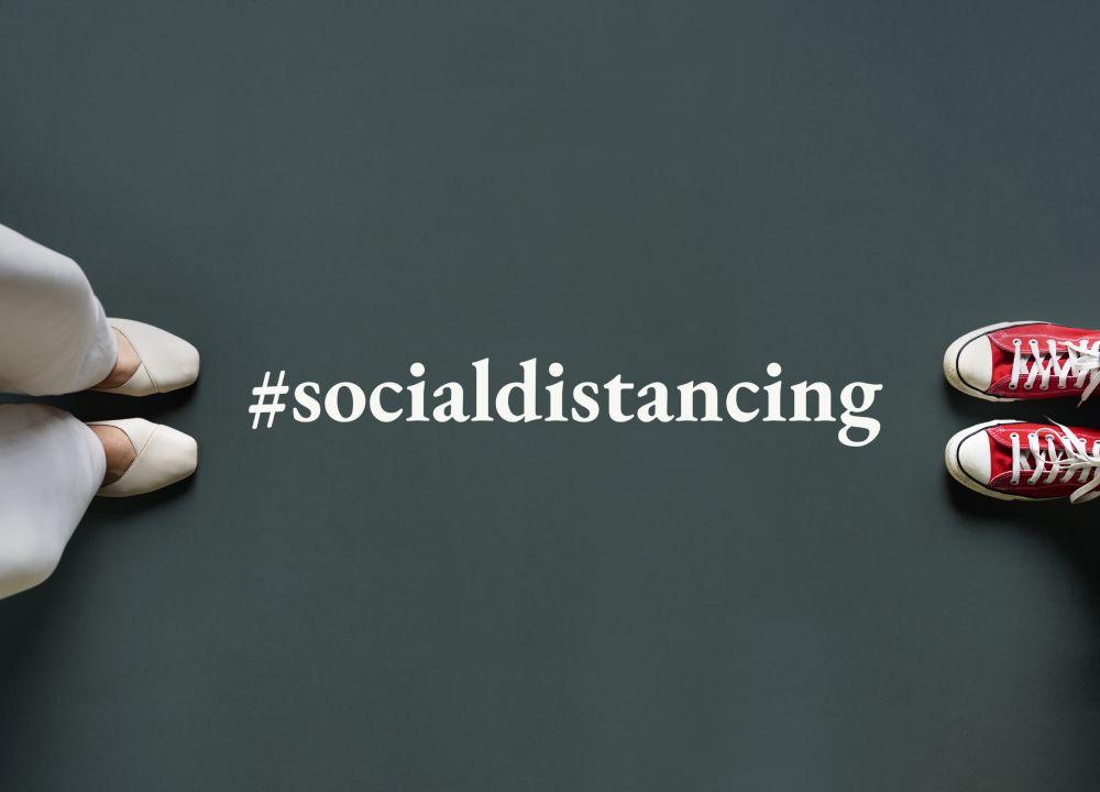 Follow Social Distancing